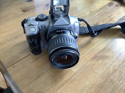 £42 • Buy Canon Eos 300d Camera, With Battery, Charger And CF Card (256mb)