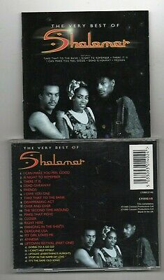 £3.95 • Buy Shalamar - The Very Best Of   (CD 1998)