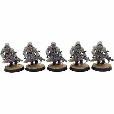 £7.49 • Buy Cultists X 5 Chaos Space Marine Warhammer 40k