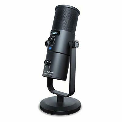 $157.73 • Buy M-Audio Uber Mic   Professional USB Microphone With Switchable Polar Patterns...