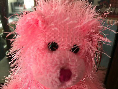 £2.50 • Buy TY Baby, Static, Punkies Collection, Pink