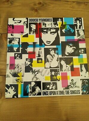 £4.99 • Buy Siouxsie & The Banshees - Once Upon A Time/ The Singles - Vinyl LP Polydor UK