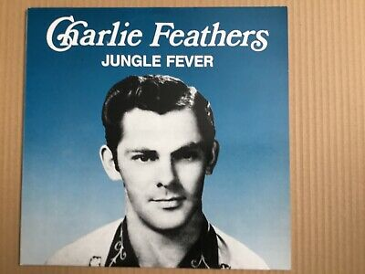 £12.86 • Buy Charlie Feathers - Jungle Fever Vinyl LP  Rock N Roll Rockabilly Country 50s Kay
