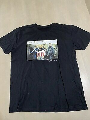 £9.99 • Buy Vintage The Prodigy Firestarter Picture T Shirt Large - Movie Promo Music Rave
