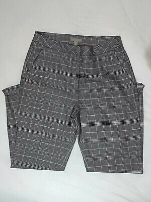 £5 • Buy H&M Checked Trousers Size 10