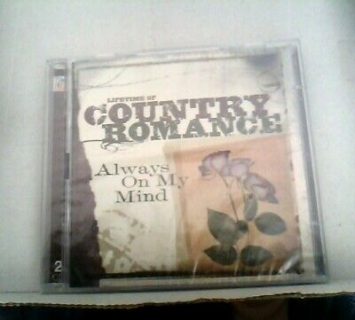£1.25 • Buy 2 CDs Lifetime Of Country Romance