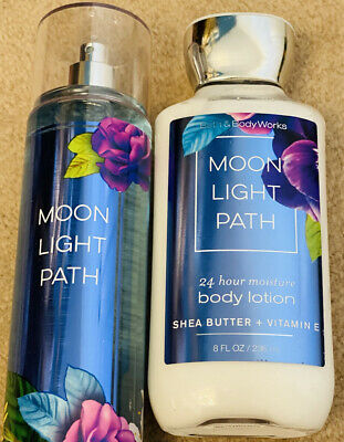 £22.99 • Buy Bath And Body Works Set Moon Light Path Full Size Products.