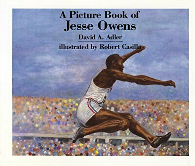 £7.04 • Buy A Picture Book Of Jesse Owens (Picture Book Biography) By Adler, David A. (Ha…