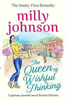 £1.10 • Buy The Queen Of Wishful Thinking By Milly Johnson (Paperback, 2017)