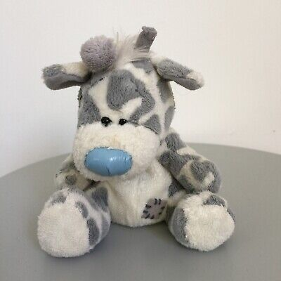 """£5 • Buy My Blue Nose Friends Tatty Teddy 7 Twiggy The Giraffe 4"""" Plush Toy Collectables"""