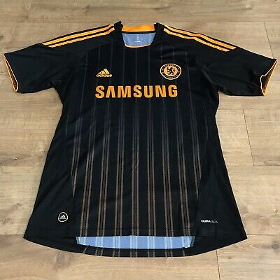 £19.99 • Buy Chelsea F.C. Castell #74 Vintage 2010-2011 Away Football Shirt Jersey Size Large
