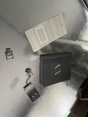 £16 • Buy 2 Links For Armani Watch Ax3027