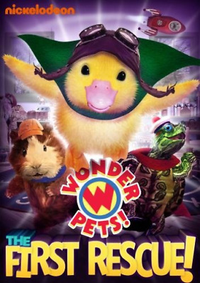 £8.91 • Buy Wonder Pets - The First Rescue DVD NEUF