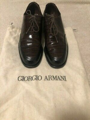£34.36 • Buy Georgio Armani Women's Lace Up Shoes Size 37.5 Pre-Owned