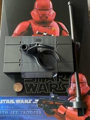 $ CDN60.03 • Buy Hot Toys Star Wars ROS Sith Jet Trooper Dynamic Stand Loose 1/6th Scale