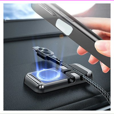 $0.99 • Buy Magnetic Car Dashboard Mobile Cell Phone Holder Stand Magnet Mount Accessories