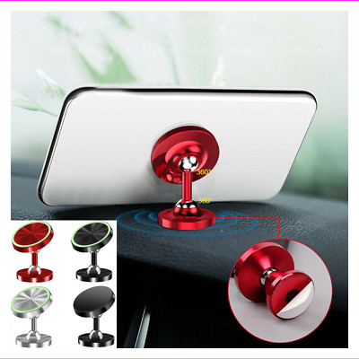$0.99 • Buy Magnetic 360° Car Auto Dashboard Phone Holder Mount Stand Universal Accessories