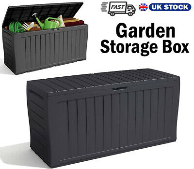 £49.99 • Buy Keter Xl Large Storage Shed Garden Outside Box Bin Tool Store Lockable