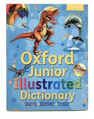 £2 • Buy Oxford Junior Ilustrated Dictionary