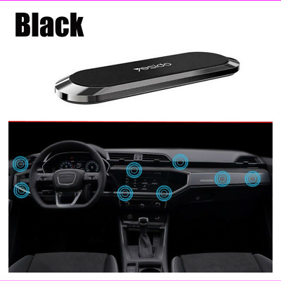 $0.99 • Buy Strip Shape Magnetic Car Phone Holder Stand Accessories For IPhone Magnet Mount