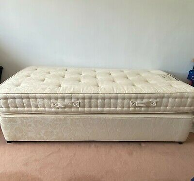 £50 • Buy Bed - Relyon - Single - Full Bed Set - Pocketed Spring Mattress
