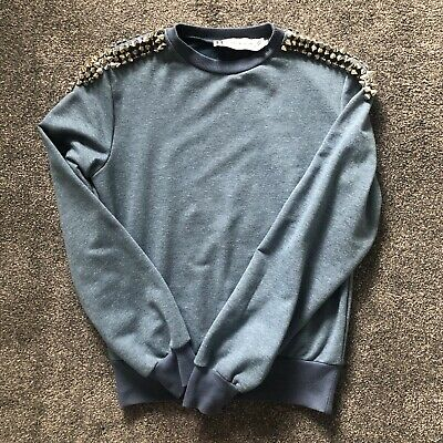 £3 • Buy Hearts And Bows Dollskill Jumper Size 8 Hearts And Bows