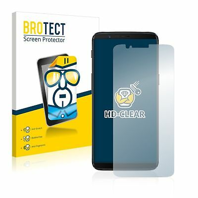 AU28.49 • Buy OnePlus 5T , 2 X BROTECT® HD-Clear Screen Protector, Hard-coated, Crystal-clear