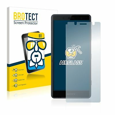 AU28.49 • Buy Sony Xperia XZ2 Compact, BROTECT® AirGlass® Premium Glass Screen Protector Clear