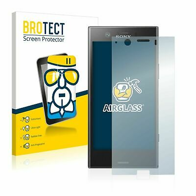 AU28.49 • Buy Sony Xperia XZ1 Compact, BROTECT® AirGlass® Premium Glass Screen Protector Clear