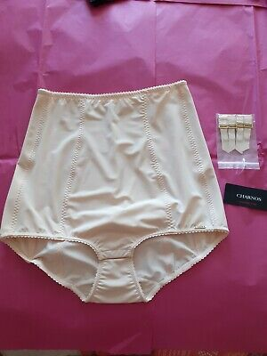 £9.95 • Buy New Blush Hourglass Waist Nipper By Charnos Size 14
