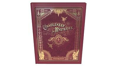 AU64.99 • Buy Dungeons & Dragons - 5th Edition - Candlekeep Mysteries Alternate Cover