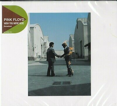£11.99 • Buy PINK FLOYD - Wish You Were Here (2cd - Experience Edition / Sealed Digipack)