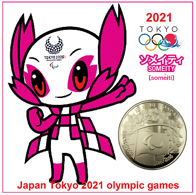 £11.70 • Buy 2020 Tokyo Paralympics Games Coin+2021paralympic Display Card (brand New)