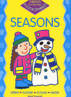 £4.99 • Buy Seasons (Themes For Early Years Photocopiable S.) By Tavener, Jenni Paperback