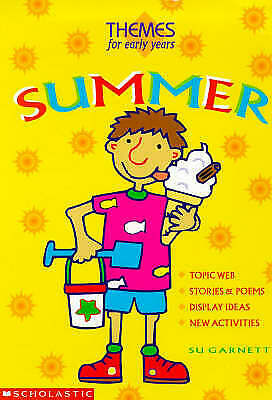 £4.99 • Buy Summer (Themes For Early Years) By Garnett, Sue Paperback Book The Cheap Fast