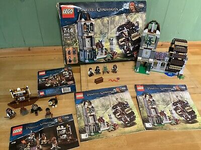 £24.99 • Buy Lego Pirates Of The Caribbean. 4183 / 4191