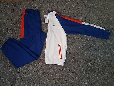£25 • Buy Boys Lacoste Tracksuit Age 16 NWT