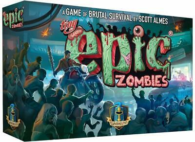 £20.27 • Buy Tiny Epic Zombies Board Game SEALED UNOPENED FREE SHIPPING