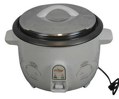 AU84.50 • Buy Commercial High Quality Rice Cooker 8 To 19 Liters Rice Cooker 20 To 50 Cups