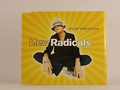 £2.56 • Buy New Radicals You Get What Yo (a34) Cd Amazing Value Quality Best Prices On Ebay