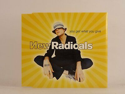 £2.56 • Buy New Radicals You Get What Yo (a32) Cd Amazing Value Quality Best Prices On Ebay