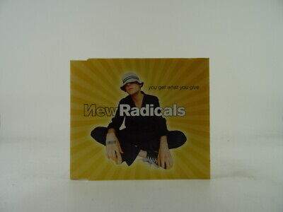 £2.56 • Buy New Radicals You Get What Yo (b80) Cd Amazing Value Quality Best Prices On Ebay