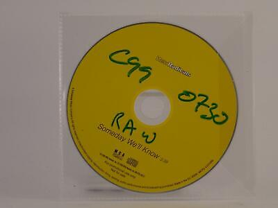 £2.26 • Buy NEW RADICALS SOMEDAY WE'LL KNOW M/EX 1 Track Promotional CD Single Plastic (Y1)