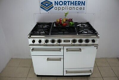 £1899 • Buy Falcon Range Cooker Dual Fuel Steam Cleaned In Good Order 12 Months Warranty 279