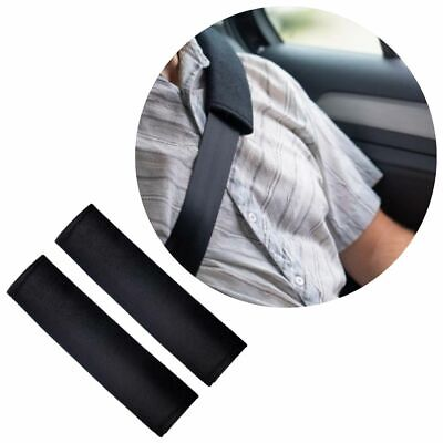 £6.89 • Buy 2 Car Seat Belt Cover Pads Car Safety Travel Comfort Cushion Pad For Bag Strap