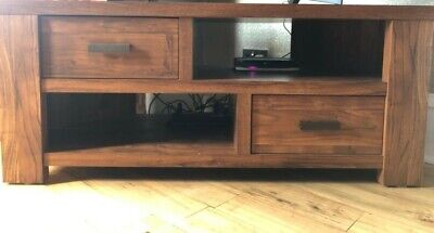 £99 • Buy Solid Wood Television Cabinet