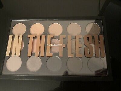 £15 • Buy Mac In The Flesh Eye Shadow Pallet X15 - Excellent Condition