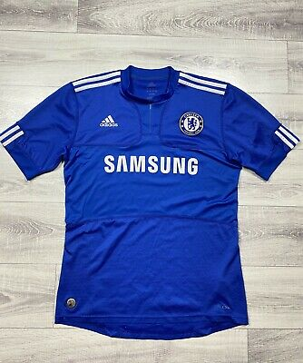 £13.99 • Buy Chelsea 2009/2010 Home Football Shirt Size M/l Adult Adidas Jersey