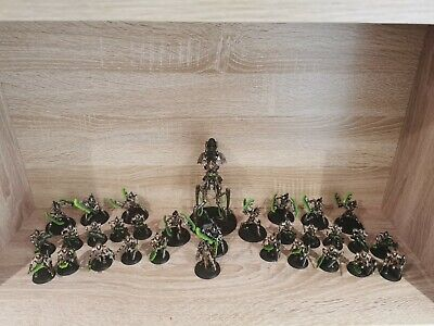 £250 • Buy Warhammer 40k Necron Army Fully Painted