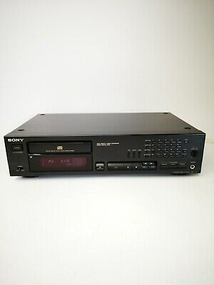 £79.99 • Buy SONY CDP-711E HiFi Stereo Separate Vintage Compact Disc CD Player